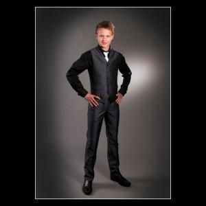 Konfirmand dreng tilbud Asminderød Kirke