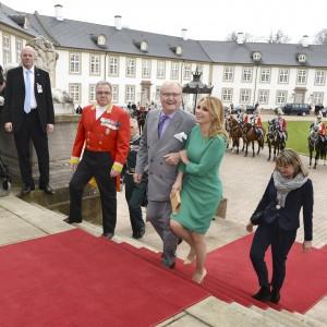FB Mexico besøg på Fredensborg Slot Prinsgemalen i godt selskab fotograf Peter Dahlerup DSC_7671