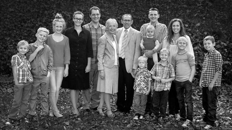 Portrætfoto omhandler også familiefoto og dette kan deles op i flere efter ønske hos fotografi Fredensborg Peter Dahlerup