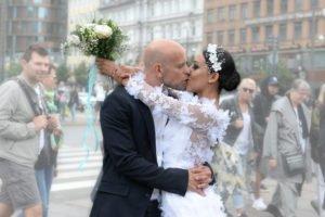 Bryllupsfotografen Peter Dahlerup kommer overalt i Nordsjælland og København og du booker her på 21602991