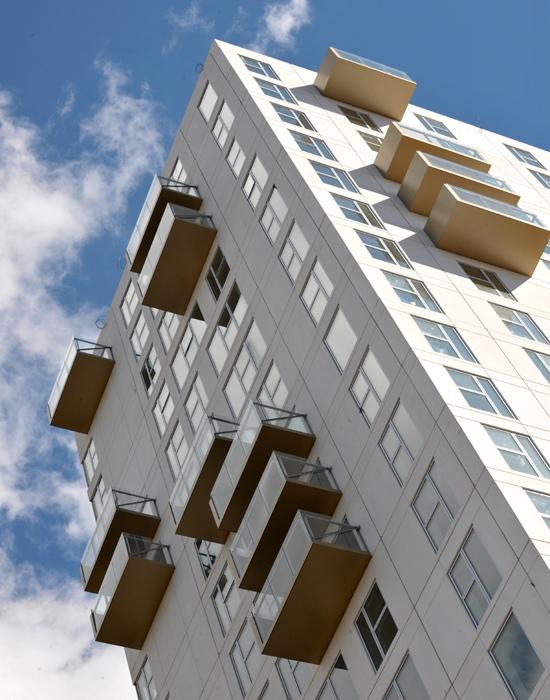 Eksteriør billeder af bygninger