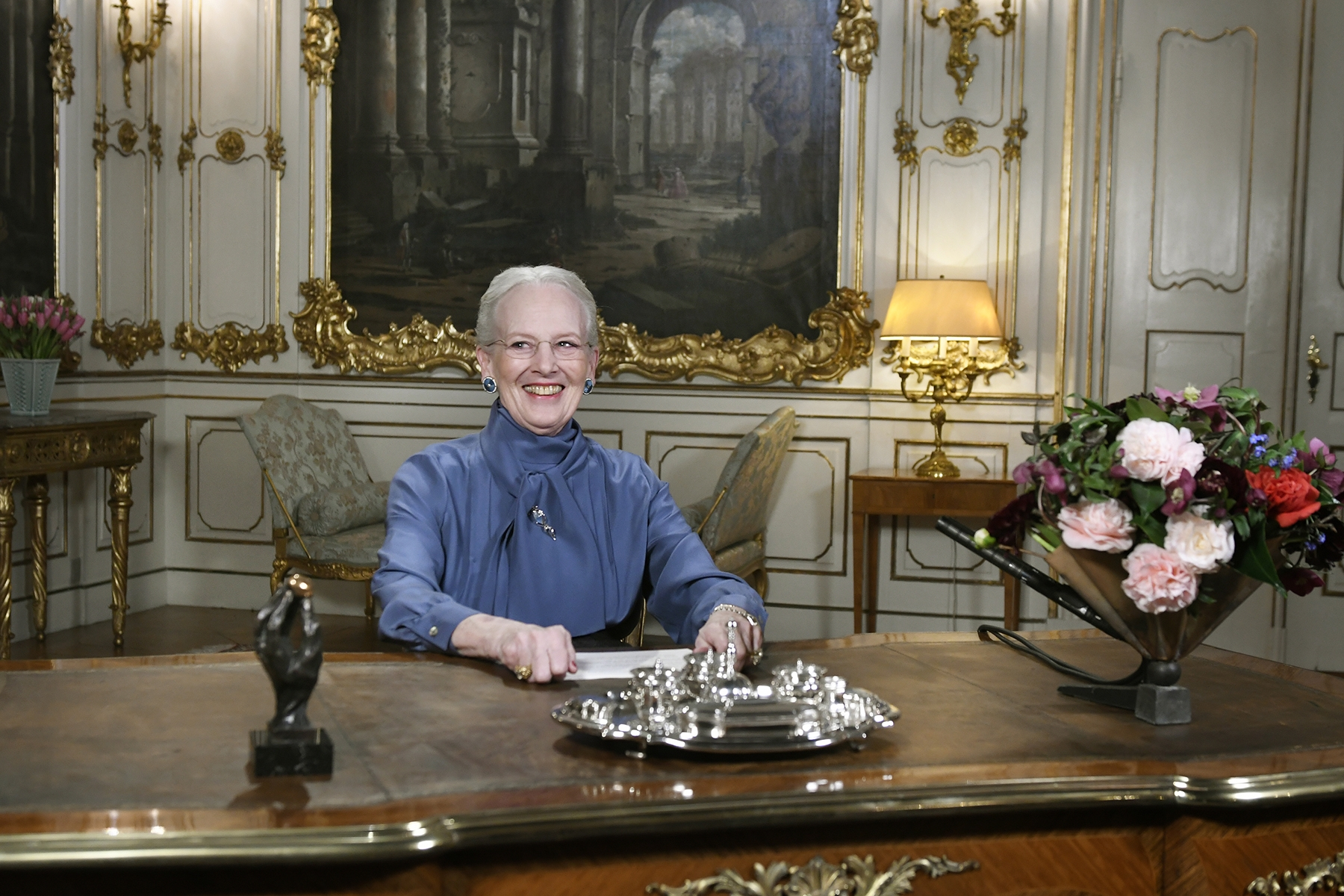 HM Dronning Margrethe