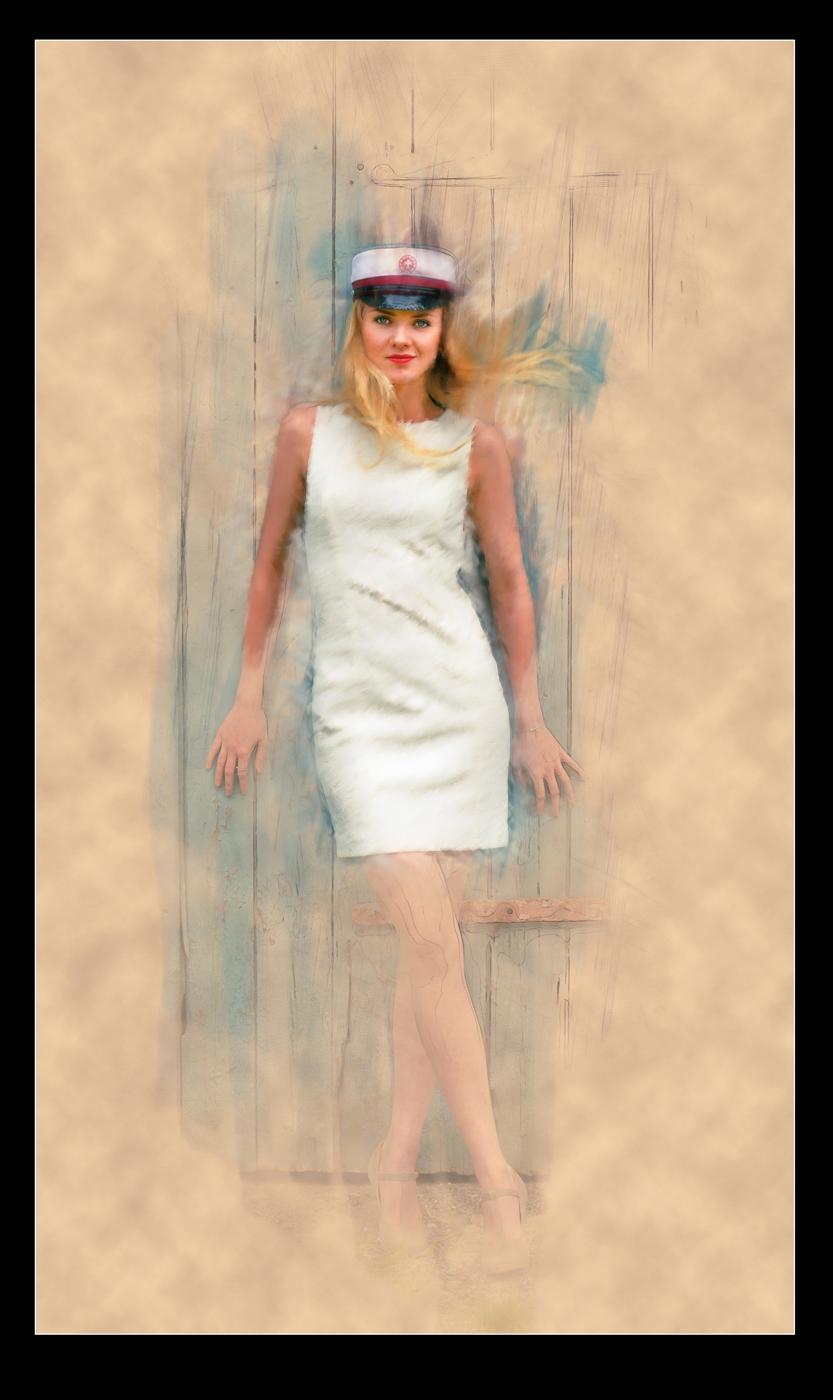 Art Deco er fotokunst billeder til væggen