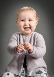 Børnefoto med liv og nærvær fra den kendte børnefotograf Peter Dahlerup der kommer overalt i Nordsjælland