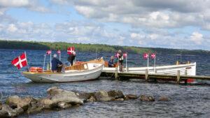 Bådfarten Esrum Sø